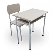 Bàn ghế học sinh F-BHS-02S