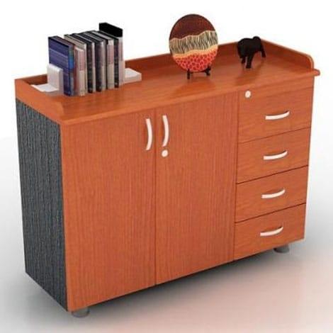 Tủ tài liệu gỗ Fami Classic SM6240H