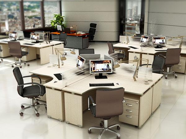 Chọn lựa nội thất văn phòng phù hợp với không gian nhỏ