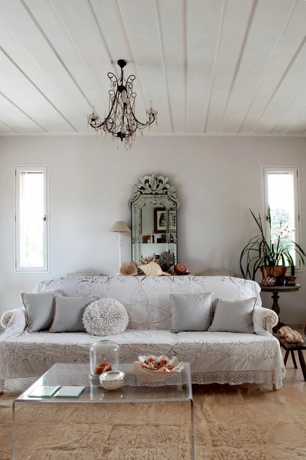 ý tưởng trang trí sofa