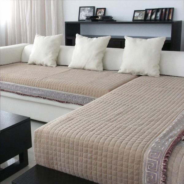 Trang trí sofa theo phong cách hy lạp