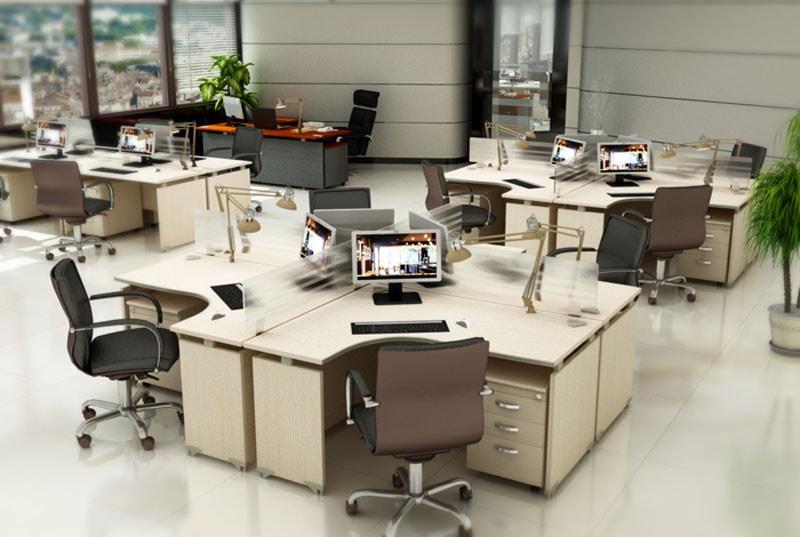 Image result for Thiết kế văn phòng theo kiểu năng động